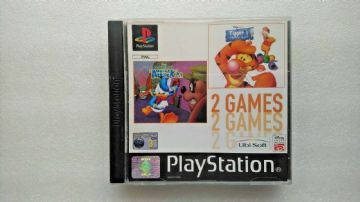 Donald Duck and Winnie the Pooh collection (Sony PlayStation 1, 2002)